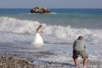 Свадебные фотосессии в Петра ту Ромиу