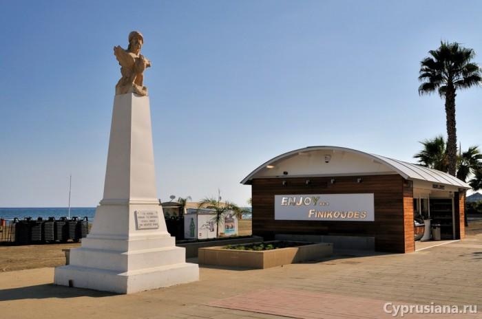 Памятник Кимону