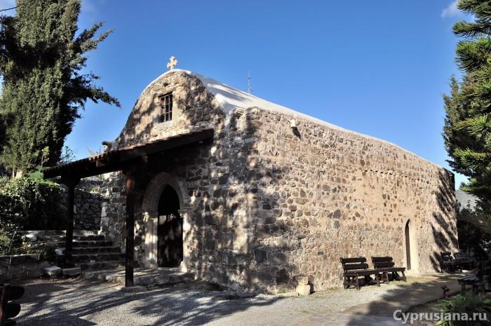 Церковь Панагии Амиру