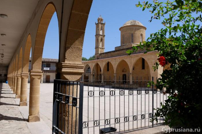 Бывший монастырь св. Мамаса