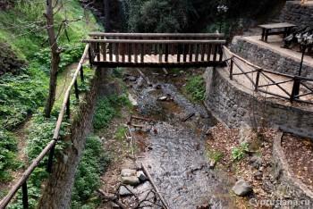 Спуск к реке