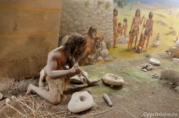 Жилище времён неолита