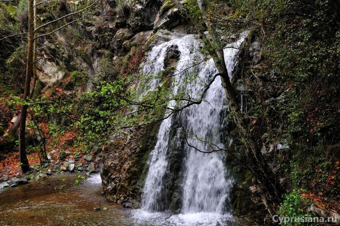 Водопад Хантара