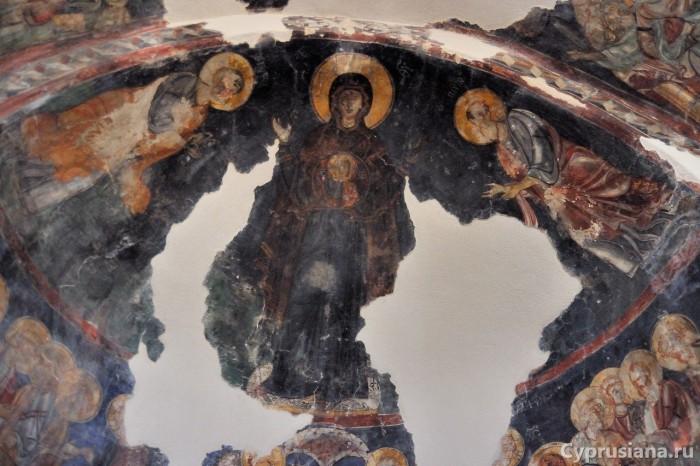 Богородица с Петром и Павлом