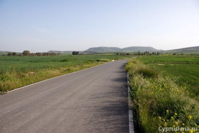 По дороге к Афиену