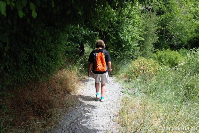 Прогулка к водопаду Милломерис