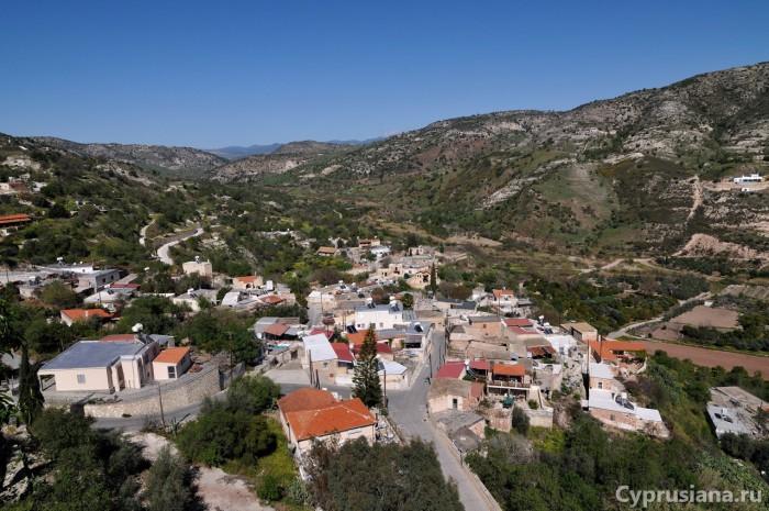 Деревня Эпископи