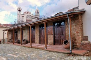 Музей в Педуласе