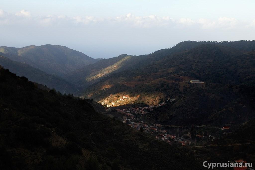 Деревни Кипра