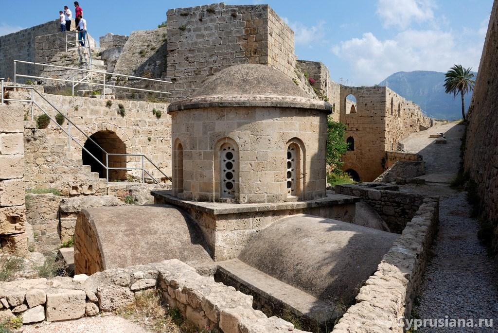 Крепость в Кериние